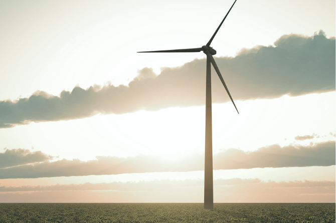 Connecting a global industrial brand to renewable energy's key influencers