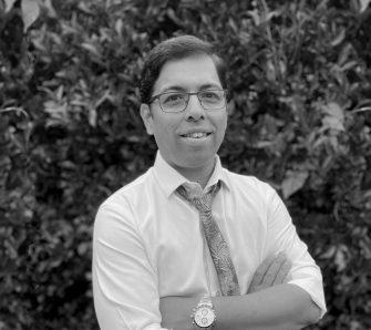 Pranjal Borkotoky - Events Director